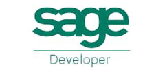 We work with Sage