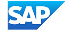 We work with SAP