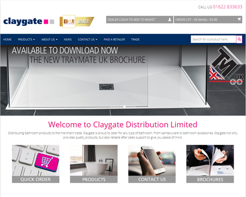 Claygate Distribution Limited