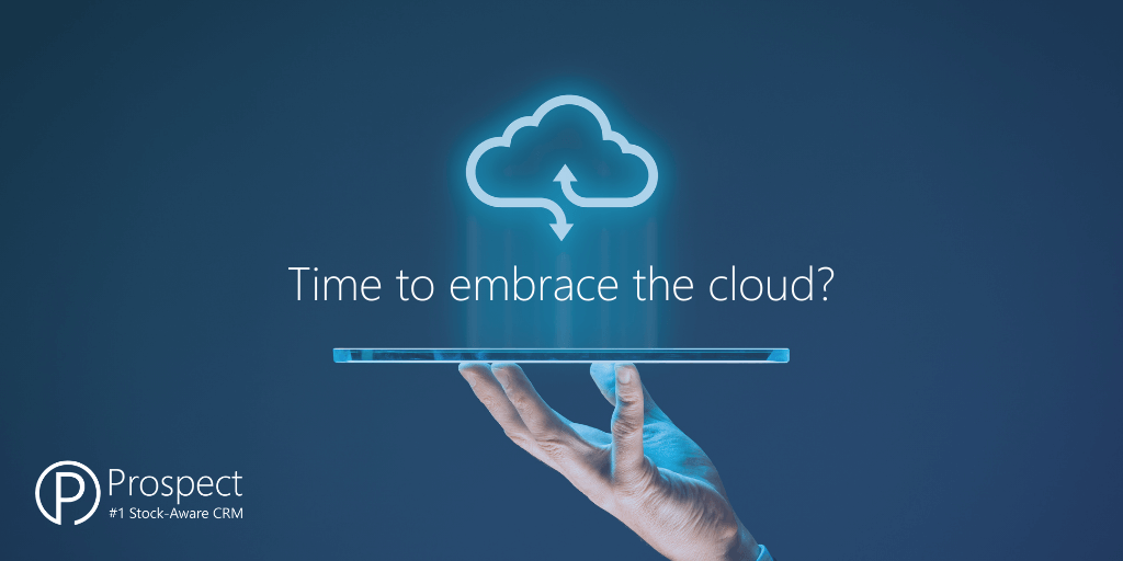 Time to embrace the cloud?