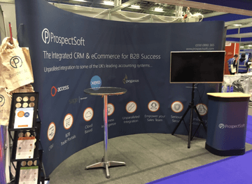 ProspectSoft champions integrated CRM at the Business Show 2017