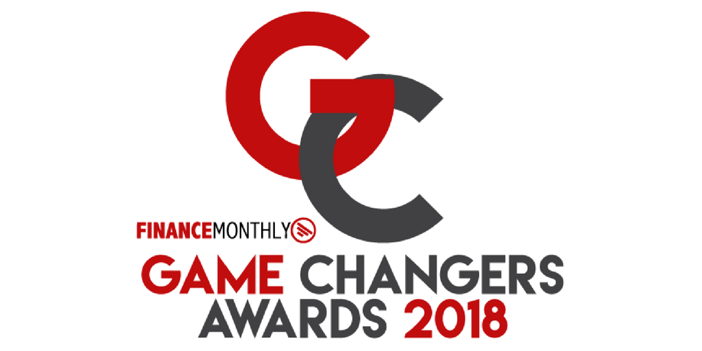 ProspectSoft's CEO winner of the Finance Monthly Game Changers Awards 2018